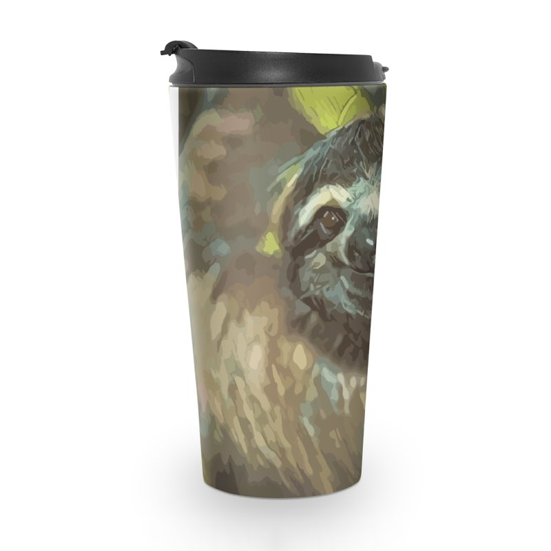 Sloth Accessories Travel Mug by
