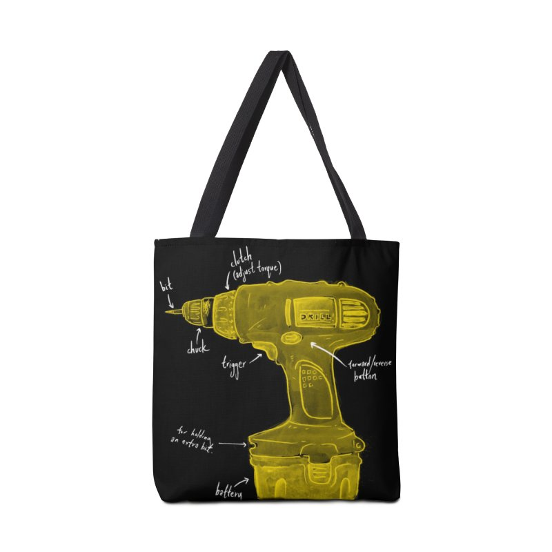 Shop Class Series: Cordless Drill Accessories Bag by Shop Class