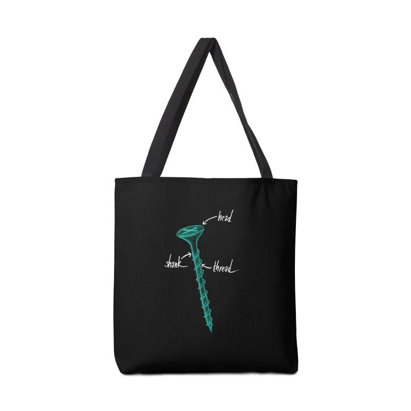 Shop Class Series: Screw Accessories Bag by Shop Class