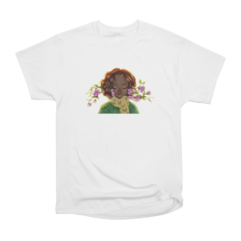 Daydreaming Women's Classic Unisex T-Shirt by sawyercloud's Artist Shop