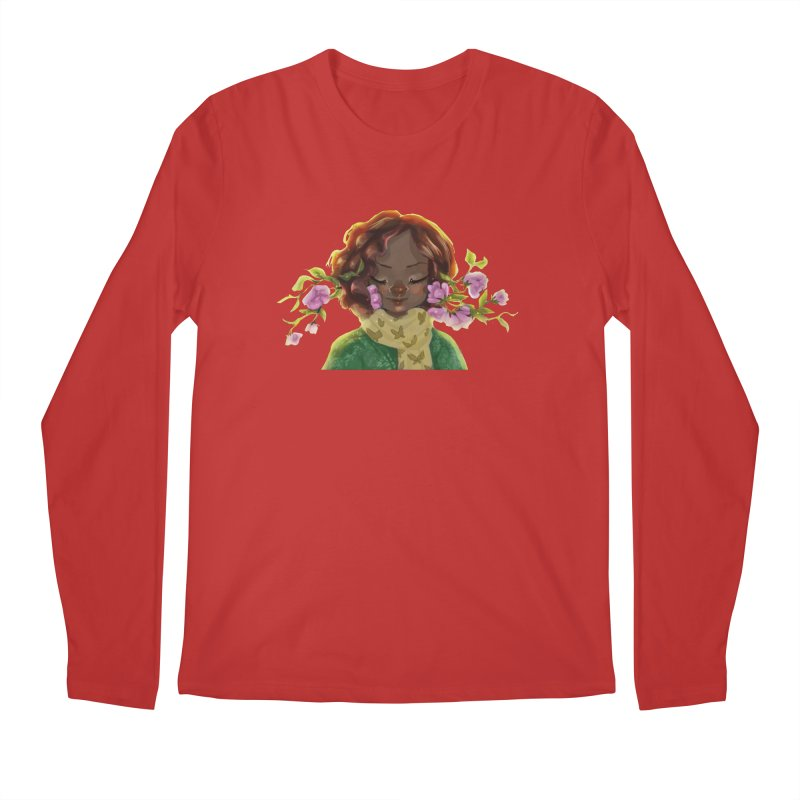 Daydreaming Men's Longsleeve T-Shirt by sawyercloud's Artist Shop