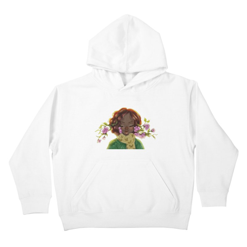 Daydreaming Kids Pullover Hoody by sawyercloud's Artist Shop