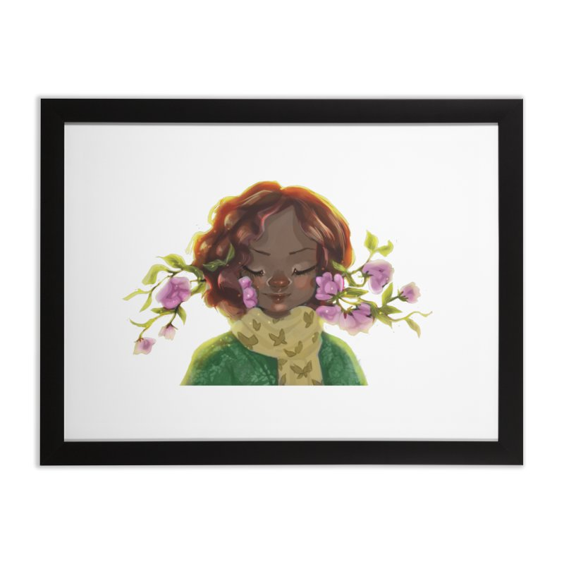 Daydreaming Home Framed Fine Art Print by sawyercloud's Artist Shop