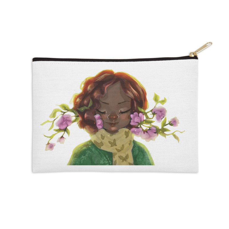 Daydreaming Accessories Zip Pouch by sawyercloud's Artist Shop