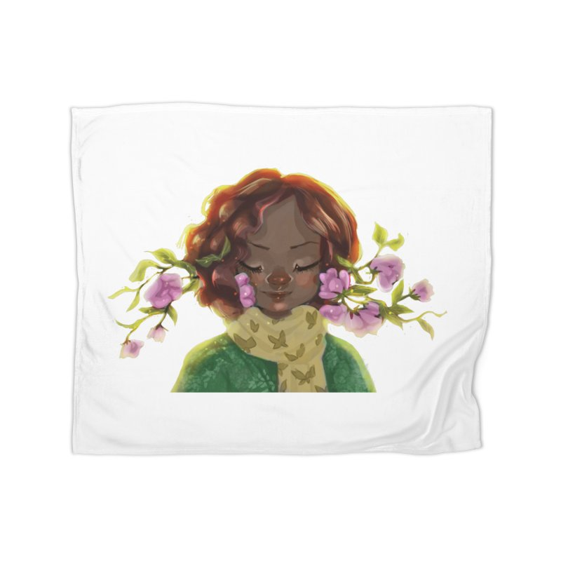 Daydreaming Home Blanket by sawyercloud's Artist Shop