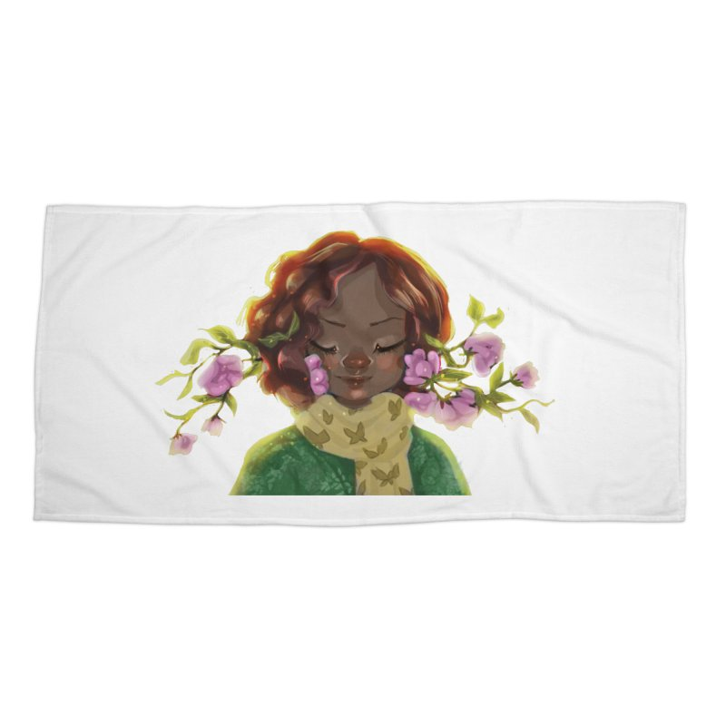 Daydreaming Accessories Beach Towel by sawyercloud's Artist Shop