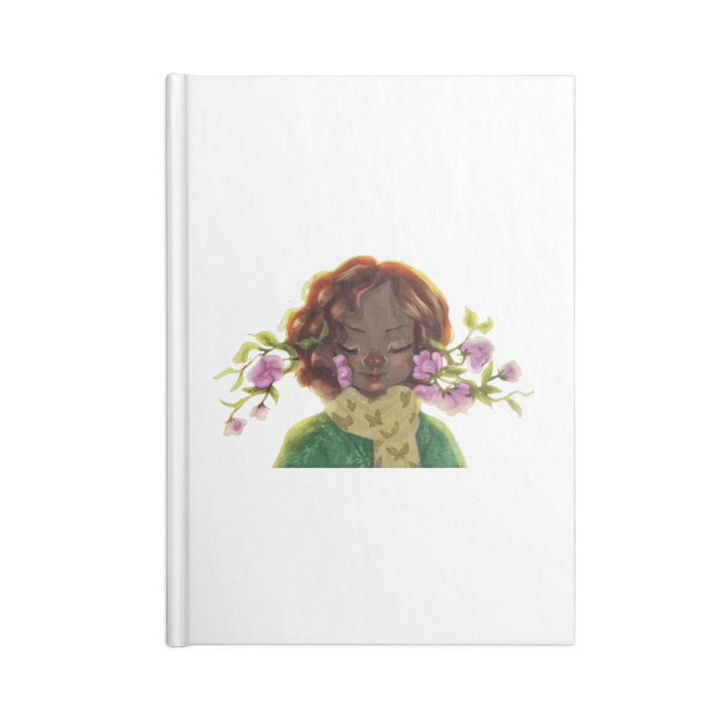 Daydreaming Accessories Notebook by sawyercloud's Artist Shop