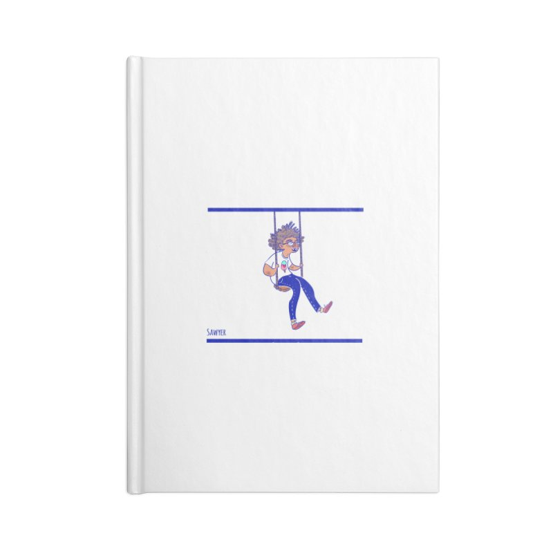 SO HIGH! Accessories Notebook by sawyercloud's Artist Shop