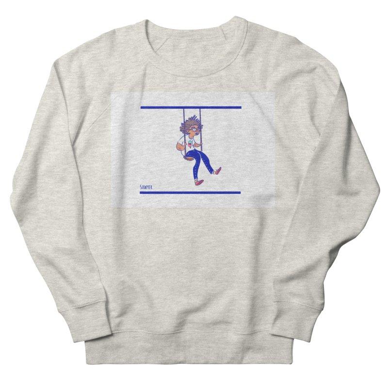 SO HIGH! Men's French Terry Sweatshirt by sawyercloud's Artist Shop