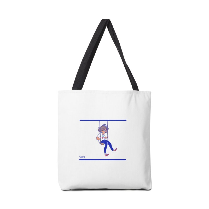 SO HIGH! Accessories Tote Bag Bag by sawyercloud's Artist Shop