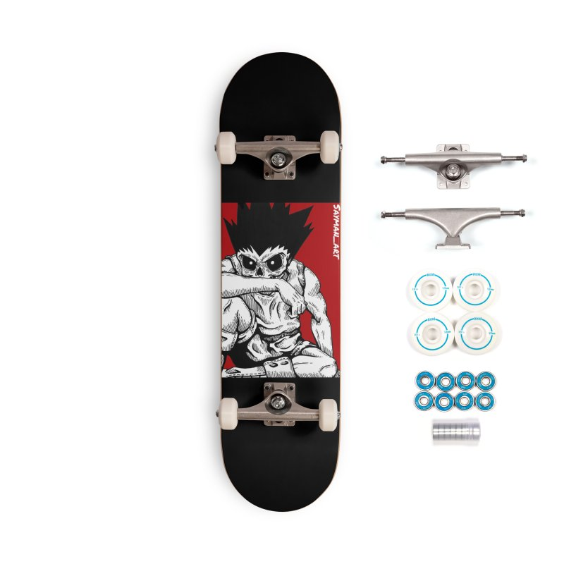 GON Accessories Skateboard by sayman