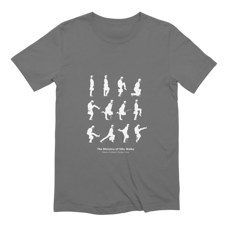 75e78b4a Ministry of Silly Walks Men's T-Shirt by Sazo Threadless Store