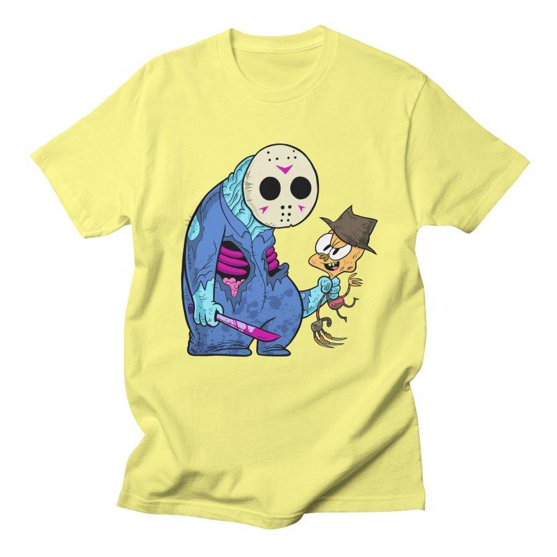 freddy the 13th Men's T-Shirt by scabfarm
