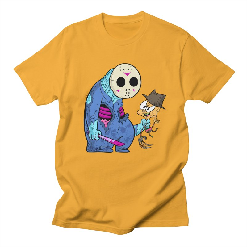 freddy the 13th Men's Regular T-Shirt by scabfarm