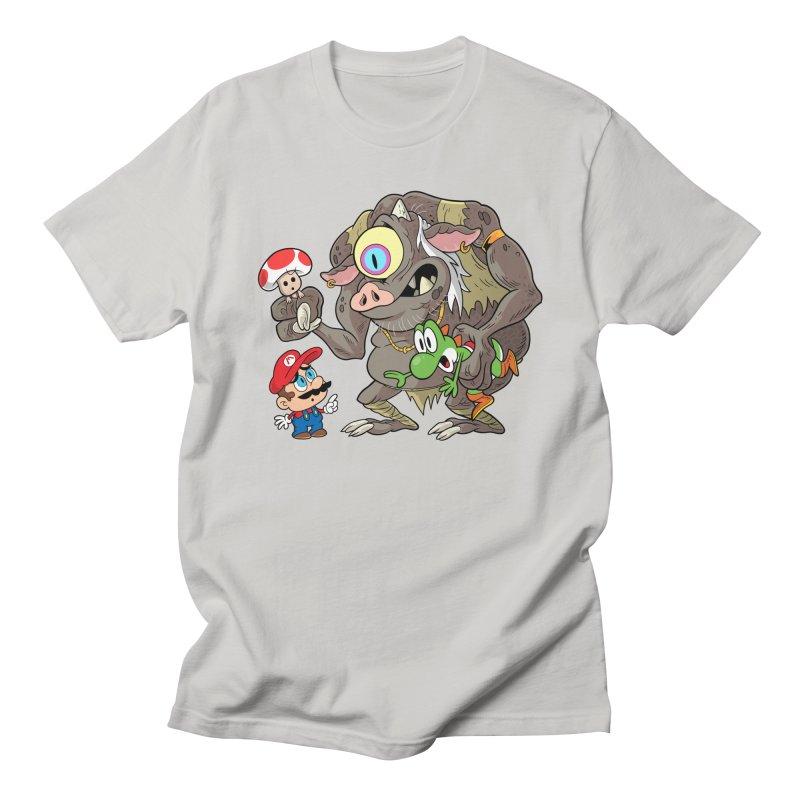 odyssey Men's Regular T-Shirt by scabfarm