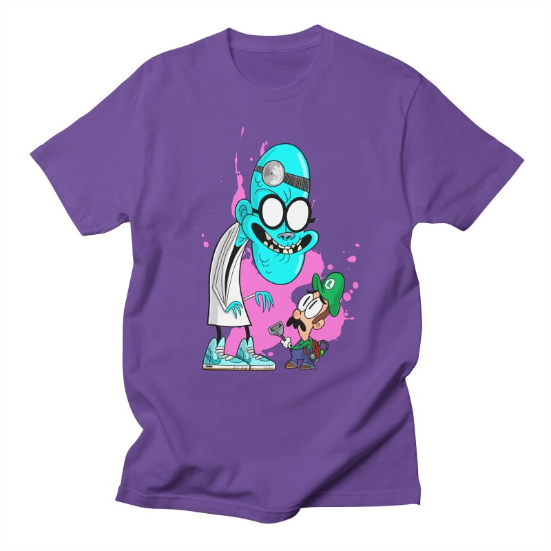 maniac mansion Men's Regular T-Shirt by scabfarm