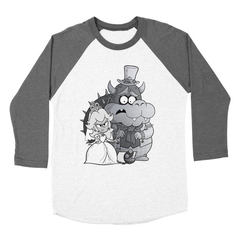 the princess bride Men's Baseball Triblend Longsleeve T-Shirt by scabfarm