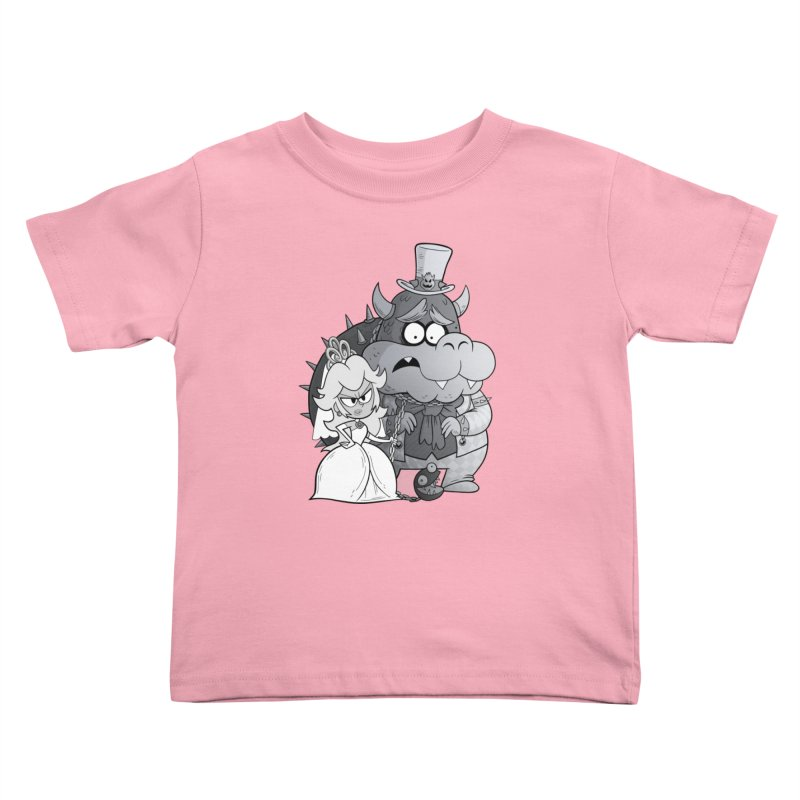 the princess bride Kids Toddler T-Shirt by scabfarm