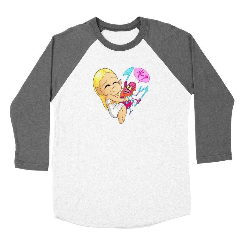 ganondork Women's Longsleeve T-Shirt by scabfarm