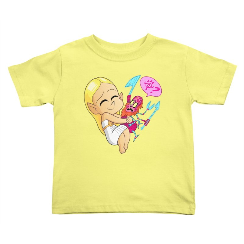 ganondork Kids Toddler T-Shirt by scabfarm