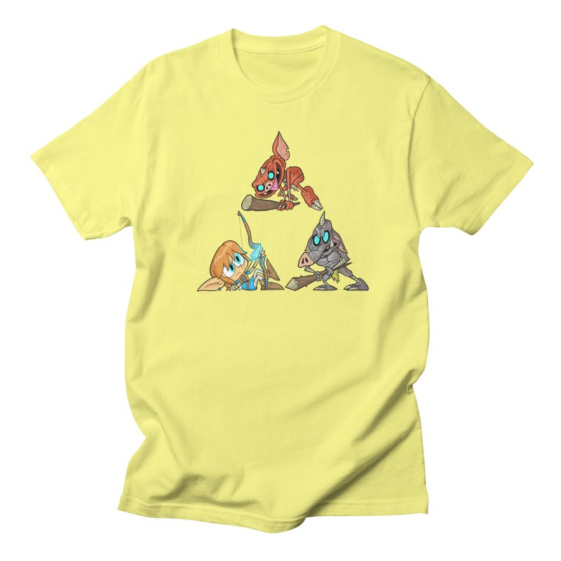 toraifosu Men's T-Shirt by scabfarm