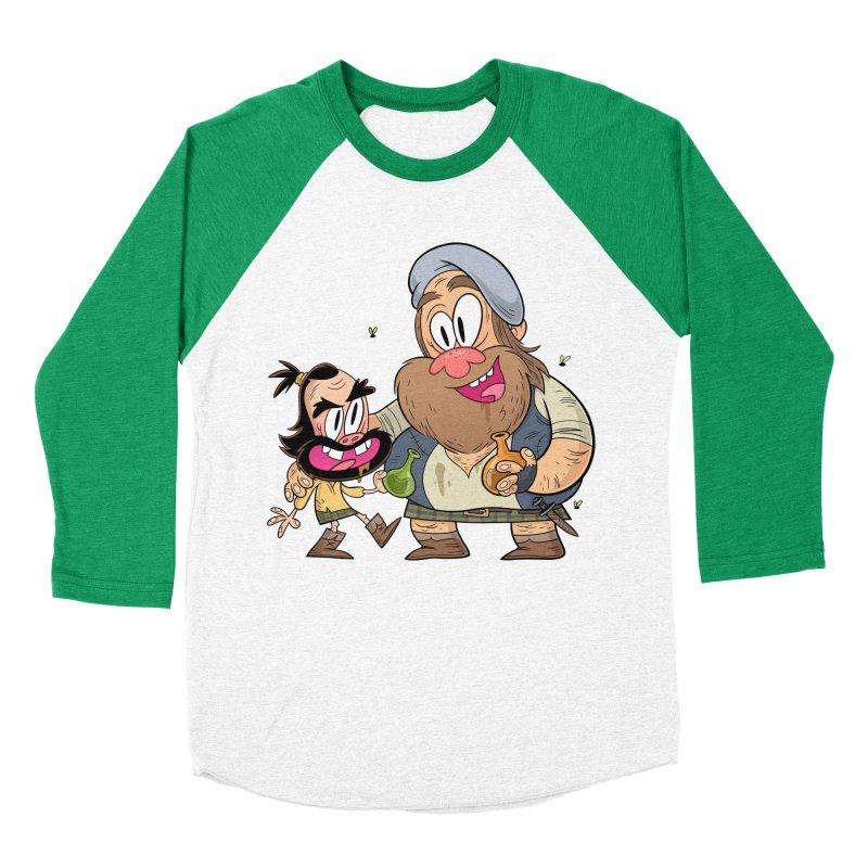 suds mackenzie Men's Baseball Triblend Longsleeve T-Shirt by scabfarm