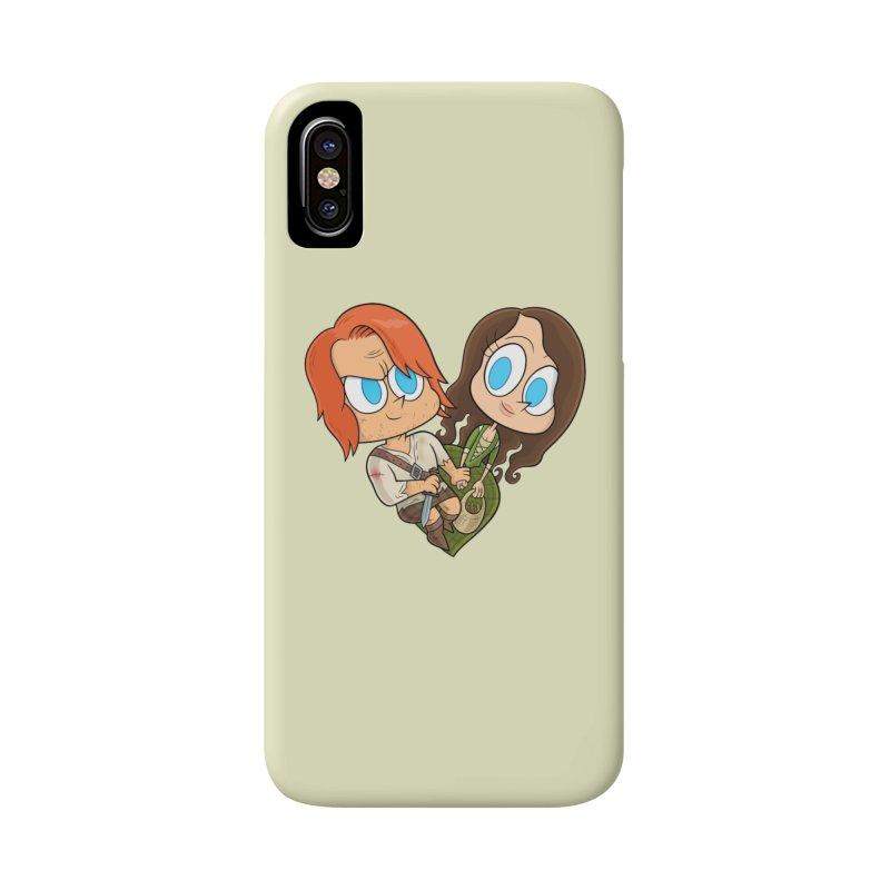 sassenach Accessories Phone Case by scabfarm