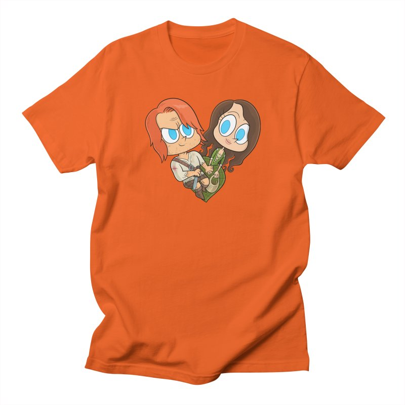 sassenach Women's T-Shirt by scabfarm