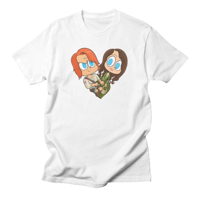 sassenach Women's Regular Unisex T-Shirt by scabfarm