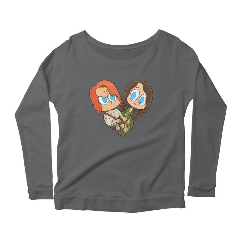 sassenach Women's Longsleeve T-Shirt by scabfarm