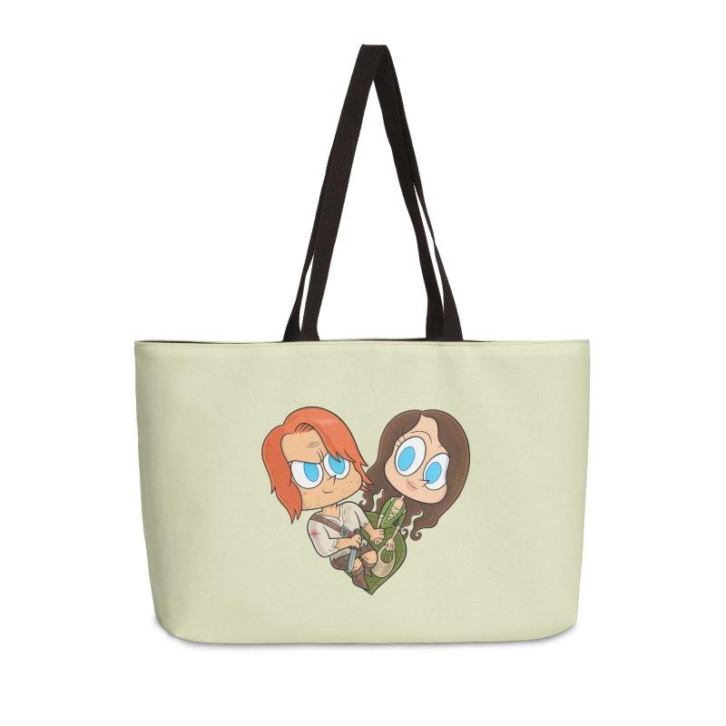 sassenach Accessories Weekender Bag Bag by scabfarm