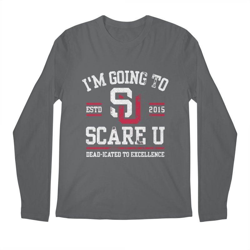Going To Scare U Men's Longsleeve T-Shirt by Scare U