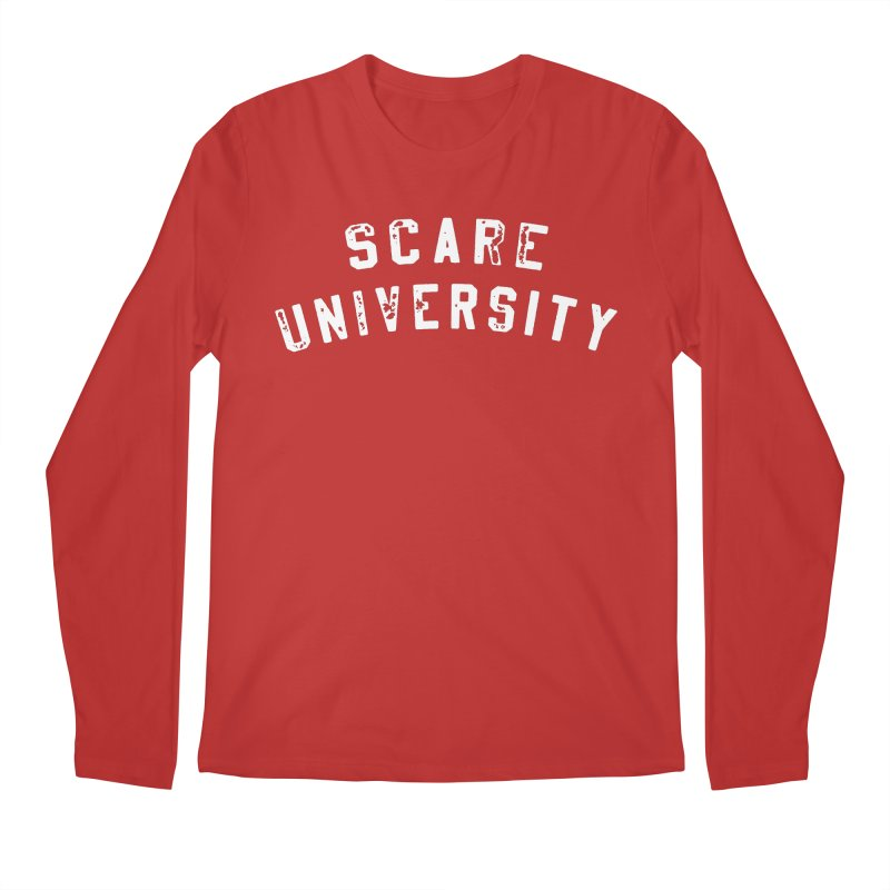 Scare U Rocker Men's Longsleeve T-Shirt by Scare U