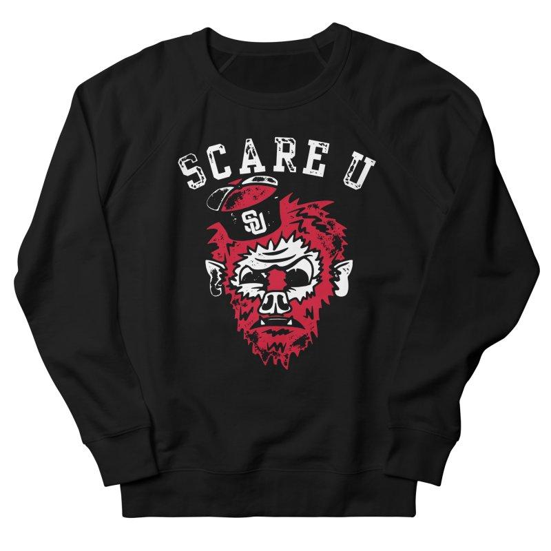 Scare U Wolfman Men's Sweatshirt by Scare U