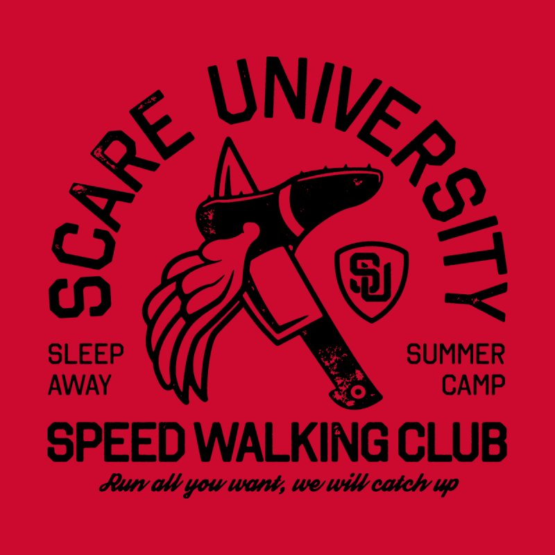 Speed Walking Camp by Scare U