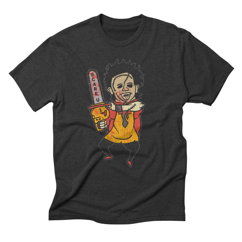 Scare U Shop Class Men's Triblend T-Shirt by Scare U