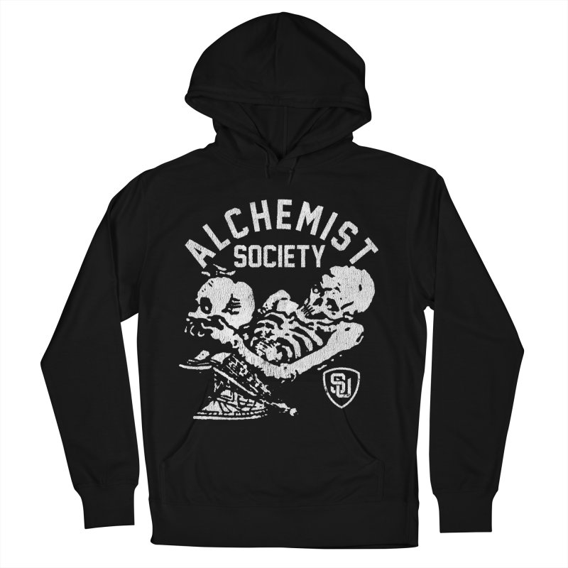 Alchemist Society Men's Pullover Hoody by Scare U