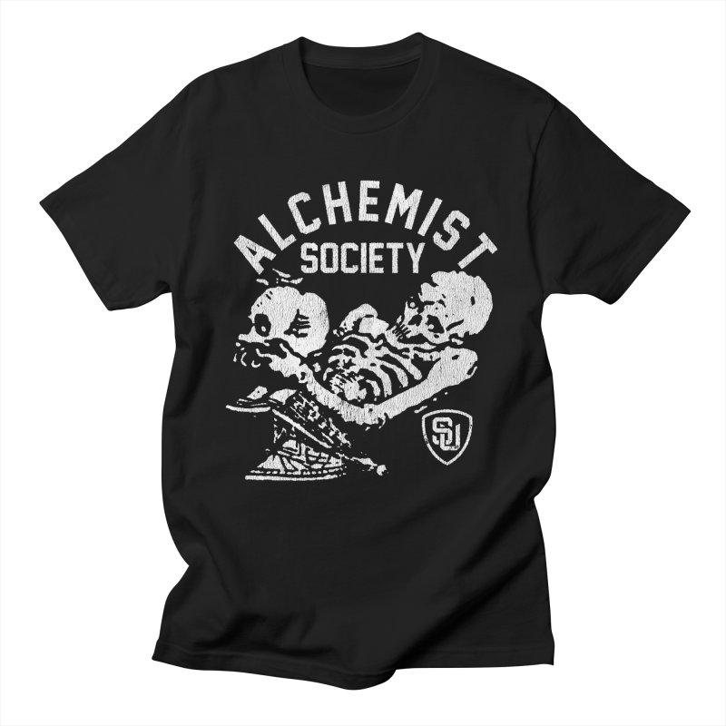 Alchemist Society Men's T-shirt by Scare U