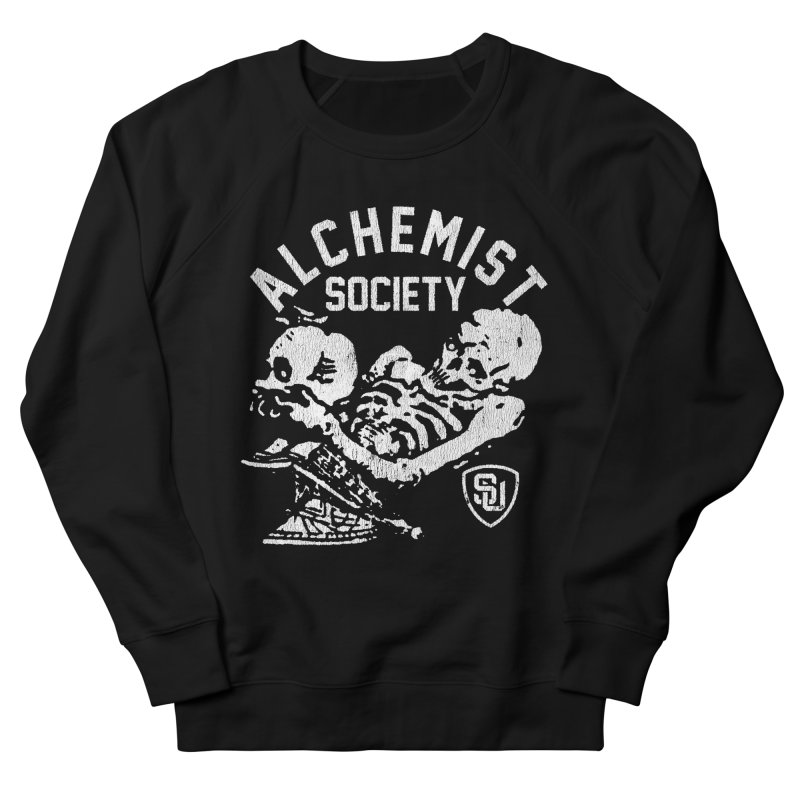 Alchemist Society Men's Sweatshirt by Scare U