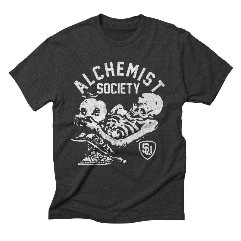 Alchemist Society Men's Triblend T-Shirt by Scare U