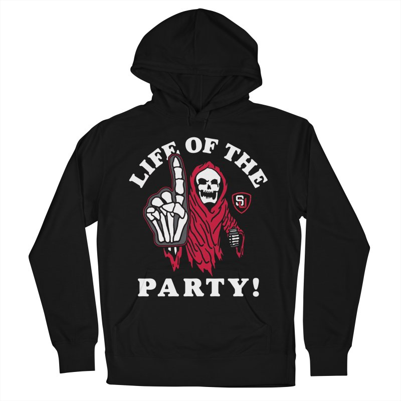 PARTY Reaper Men's Pullover Hoody by Scare U
