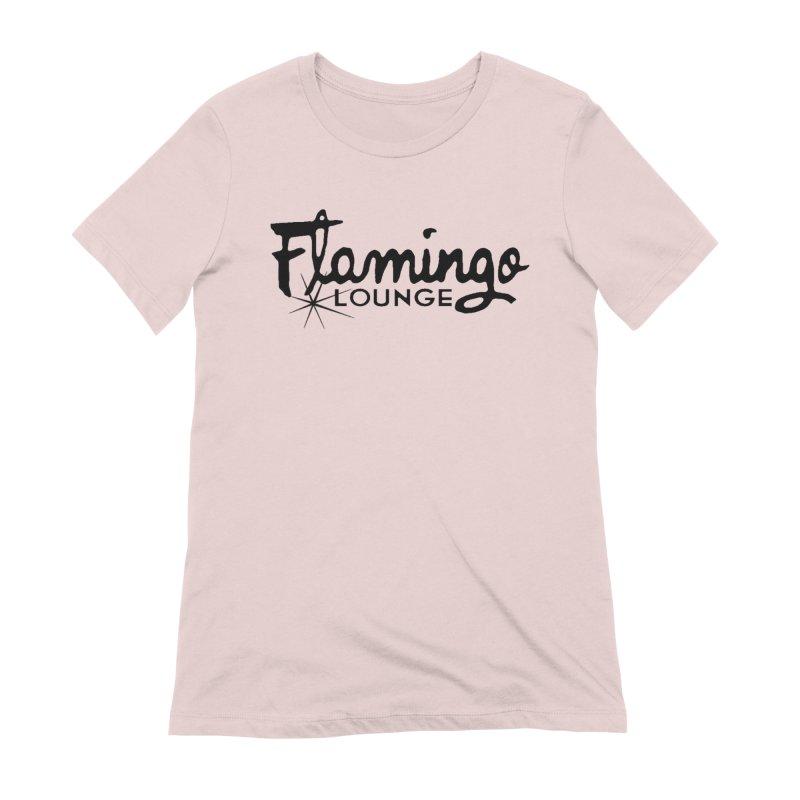 2008 the Flamingo Lounge Nashville Women's T-Shirt by Scarpati  Threads