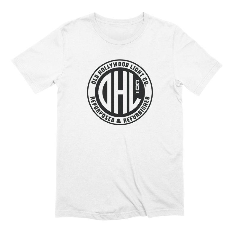 OHL Co. monogram Men's T-Shirt by Scarpati  Threads