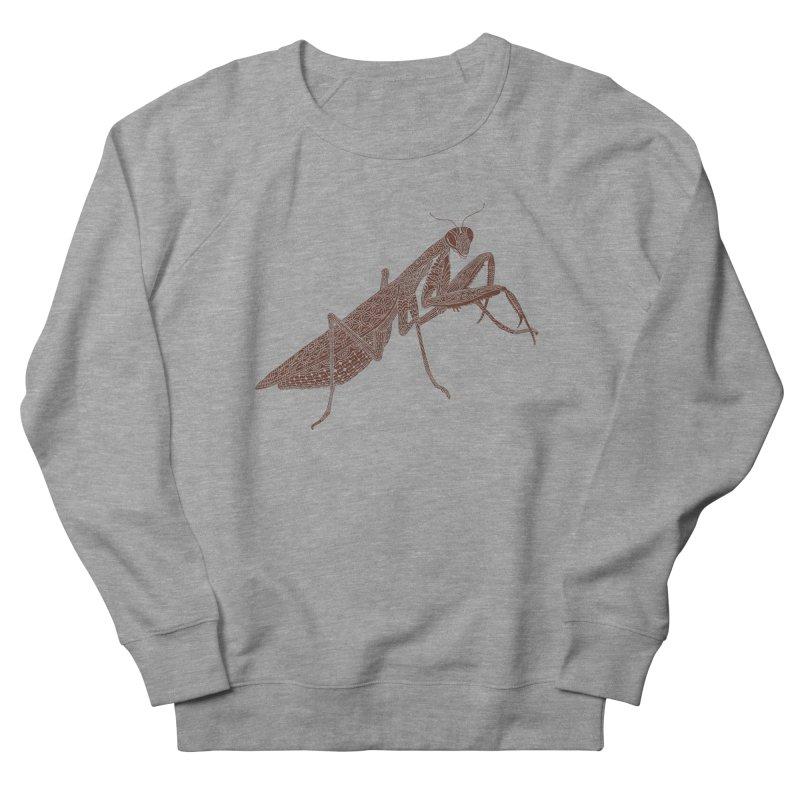 Meticulous Mantis Women's Sweatshirt by Scatterbrain Tees