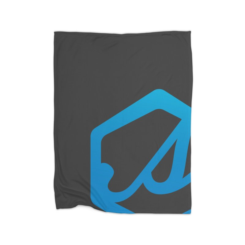 Scatter S Icon Home Blanket by scattercreative's Artist Shop