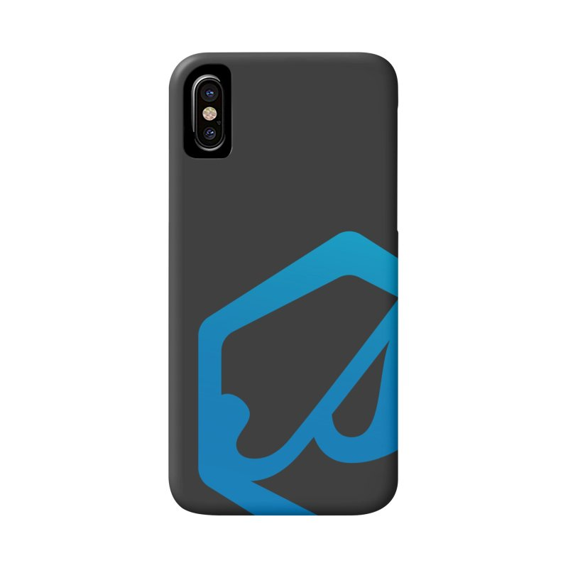Scatter S Icon in iPhone X Phone Case Slim by scattercreative's Artist Shop
