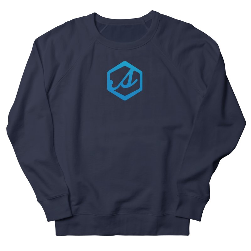 Scatter S Icon Men's Sweatshirt by scattercreative's Artist Shop