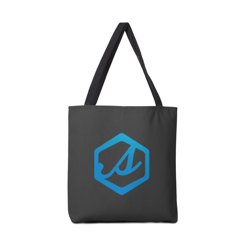 Scatter S Icon Accessories Bag by scattercreative's Artist Shop