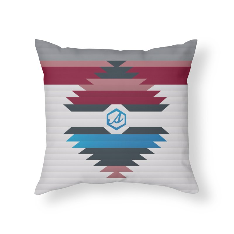 Scatter Pillow in Throw Pillow by scattercreative's Artist Shop