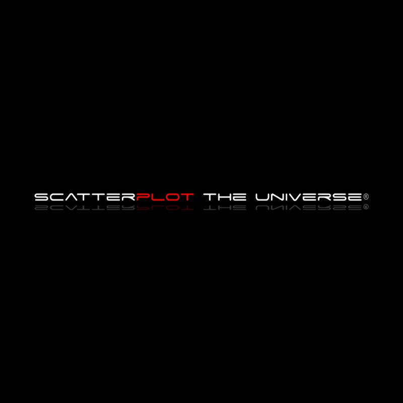 SPTU Dark Theme Men's Zip-Up Hoody by Scatterplot The Universe Shop